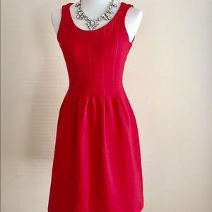 NWT Jcrew Dress | Red | Sz 0